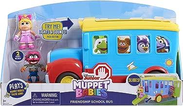 Muppets Babies Friendship School Bus