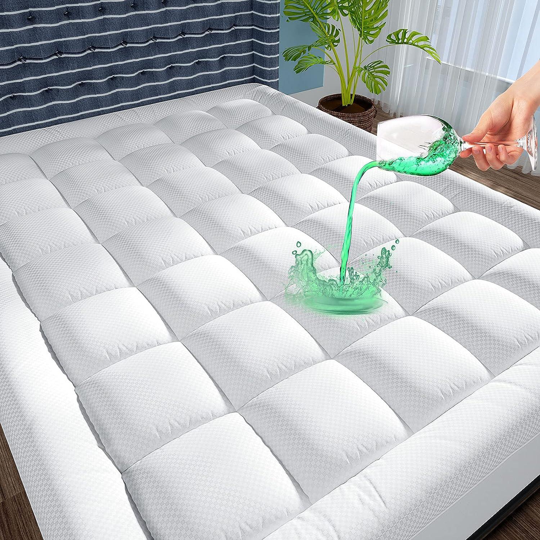 JTE Waterproof Mattress Mesa Mall Pad Full XL Alterna Pillow Top Size Don't miss the campaign Down