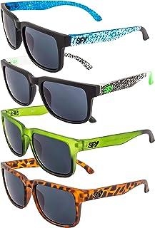 157af430c4 SFY PACK Gafas de sol - Unisex - Protección UV400 - Alta calidad - Gafas de