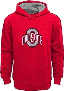 Outerstuff Ohio State Buckeyes Red Baby Sweatshirt