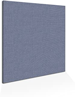 """ADW Acoustic Panels 24"""" X 24"""" X 1"""" Square – Quick Easy DIY Install – See Our Many Color Choices"""