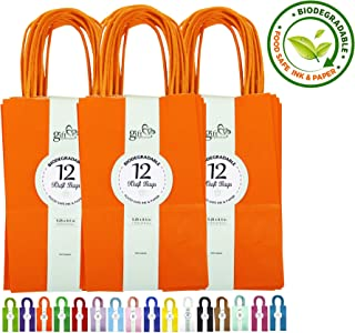 Best yellow paper party bags Reviews