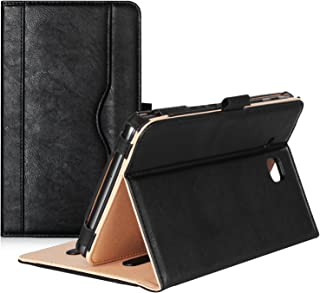 ProCase Galaxy Tab A 7.0 Case - Stand Folio Case Cover for Galaxy Tab A 7.0 SM-T280 SM-T285 Tablet, with Multiple Viewing Angles, Document Card Pocket (Black)