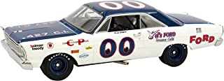 A.J. Foyt 1965 Ford Galaxie 1:24 University of Racing Diecast