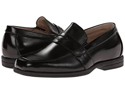 Florsheim Kids Reveal Penny Jr. (Toddler/Little Kid/Big Kid) (Black) Boy