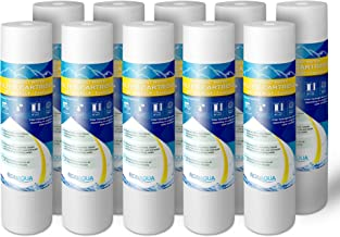 """Big Blue Sediment Replacement Water Filters 5 Micron 4.5""""x 20"""