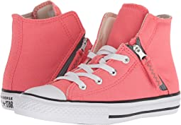 Chuck Taylor® All Star® Pull-Zip - Hi (Little Kid/Big Kid)