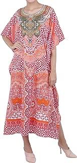 Miss Lavish London Kaftan Tunic One Size Cover Up Maxi Dresses Lougewear Embellished Kimono (K-131/K-134)