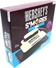 Hershey's S'MORES Maker: Stack, Microwave, Enjoy. - Ages 6+ - Make Delicious S'mores With Your Graham Crackers, Marshmallo...