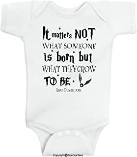 3e1469dff It Matters Not What Someone is Born But What They Grow to Be Albus  Dumbledore Wizard