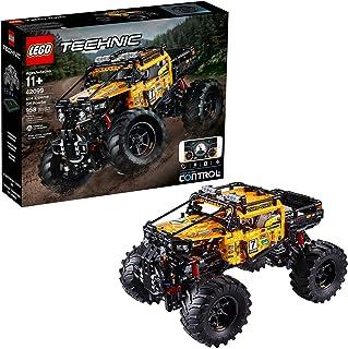 LEGO Technic - Todoterreno Radical 4 x 4, Coche Teledirigido