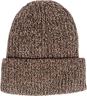 YSense Mens Winter Beanie Hat,Warm Knit Fleece Lined Daily Cuffed Hats Skull Cap