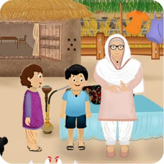 Hindi Poems for Kids – Nani Teri Morni Urdu Poem