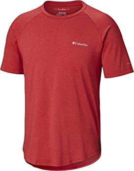 Columbia Men's Tech Trail II Short Sleeve Crew Shirt