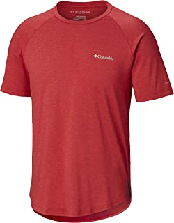 Columbia Tech Trail Ii Short Sleeve Crew Shirt
