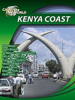 Cities of the World Kenya Coast Africa
