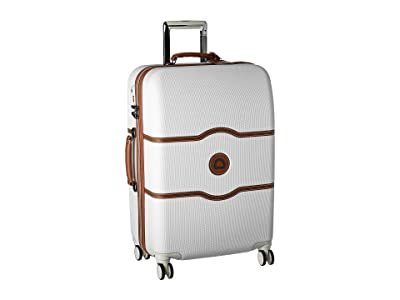 Delsey Chatelet Hard 24 Spinner Trolley (Champagne) Luggage