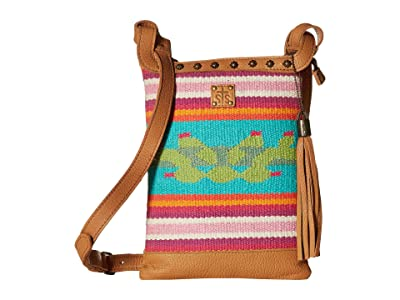 STS Ranchwear The Classic Crossbody (Cactus Serape) Cross Body Handbags