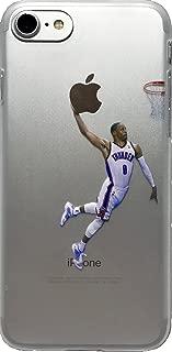 ECHC Favorite Basketball Player Hard Plastic iPhone Case (Westbrook, iPhone 6 Plus)