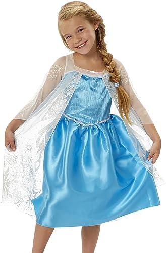Disney Frozen 92503 Elsa Robe, bleu by Disney Frozen