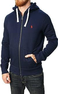 Polo Ralph Lauren Classic Full-Zip Fleece Hooded Sweatshirt