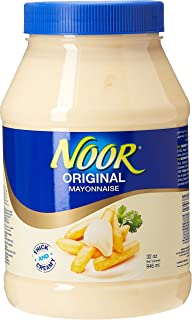 Noor Original Mayonnaise bottle - 946 ml