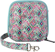 Katia Hard Case EVA Bag for Fujifilm Instax Mini Instant Camera  Fujifilm Instax Mini Instant Film Camera  with Shoulder Strap and Pocket for Photo Films Accessories  Selfie Lens  Battery -Mint