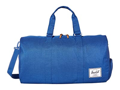 Herschel Supply Co. Novel (Monaco Blue Crosshatch) Duffel Bags
