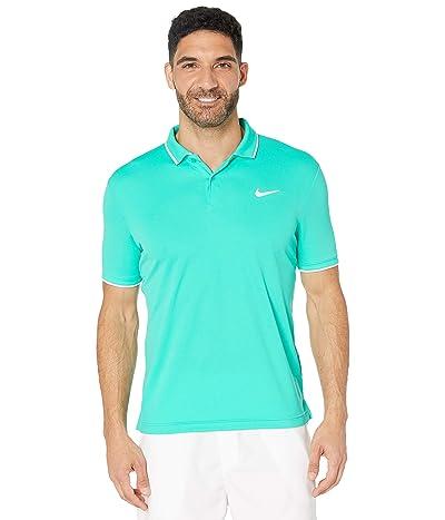 Nike NikeCourt Dry Polo Blade (Signal Blue/White/White) Men
