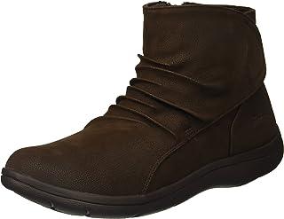 حذاء برقبة للنساء لايت ستيب تاكي من سكيتشرز