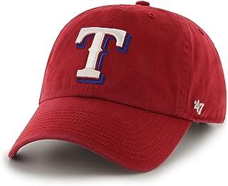 cheap for discount d1d25 6e0d4 MLB Texas Rangers Men s Clean Up Cap, ...
