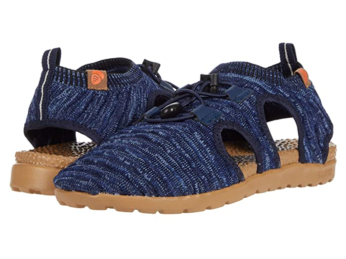 Acorn  Everyweartm Casco Sport (Navy Heather) Womens Sandals