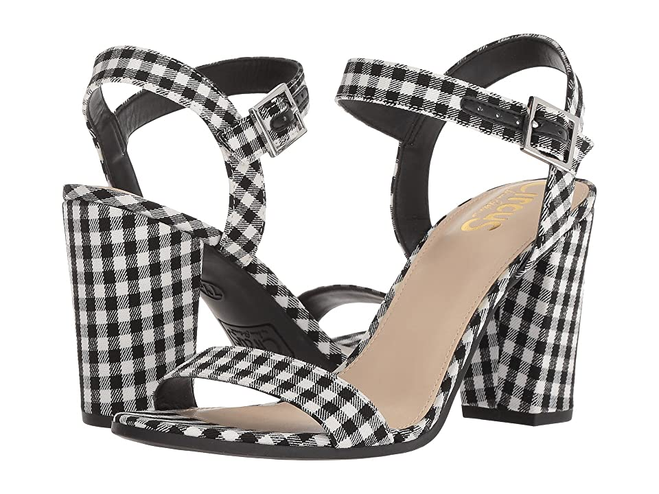Circus by Sam Edelman Esther (Black/White Gingham) Women