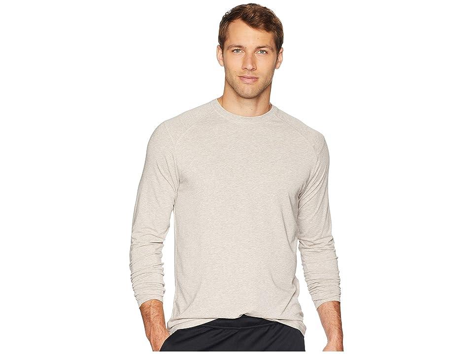 tasc Performance Carrollton Long Sleeve Shirt (Crater Heather) Men