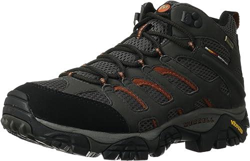 Merrell Moab Mid Gore-tex, Chaussures de Randonnée Hautes Homme