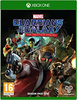 Marvel's Guardians of the Galaxy: The Telltale Series (Xbox One) (U IMPORT)