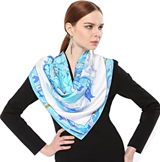 packaging for silk scarves