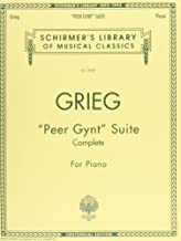 peer gynt suite violin sheet music