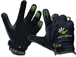 Captoglove 1.0 Pair Large Wearable Gaming Hand Machine Interface. PC