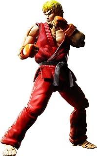 Tamashii Nations Bandai S.H.Figuarts Ken Masters Street Fighter Action Figure