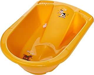 Keeeper OKT8719Yellow Baby Bath Tub