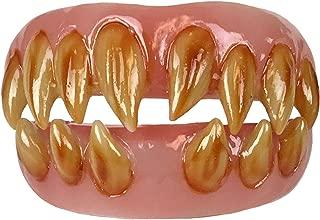 pointy teeth halloween