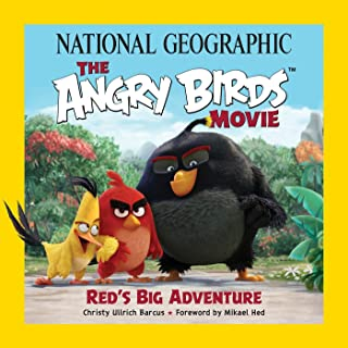 National Geographic The Angry Birds Movie: Red's Big Adventure