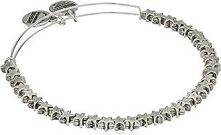 Star Beaded Bangle Bracelet