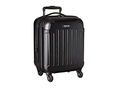 Kenneth Cole Reaction Renegade 16 Underseater Carry-On Bag (Black) Carry on Luggage