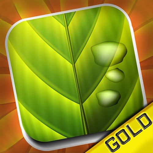 Meister der Elemente Puzzle: Match-3 Zaubersprüche - Gold Edition