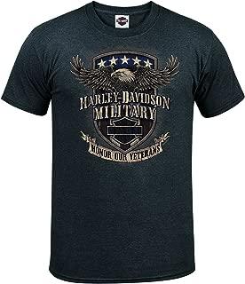 Military - Men's Graphic T-Shirt - Overseas Tour | Veterans Support