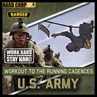 Workout to the Running Cadences U.S. Army Rangers