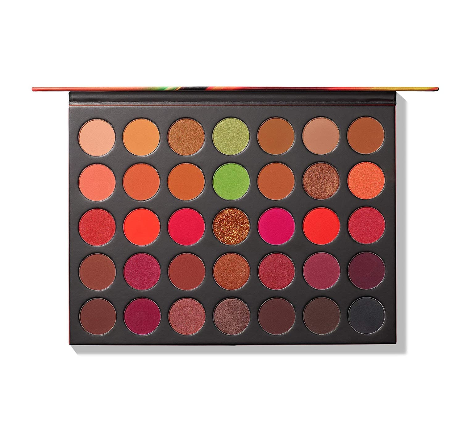 Popular 5% OFF products 35O3 FIERCE BY ARTISTRY NATURE PALETTE