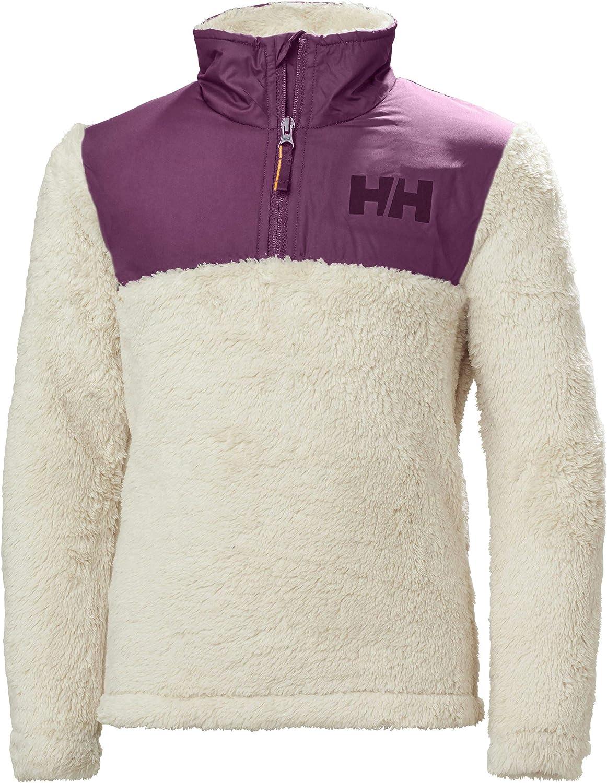 Helly-Hansen Unisex-Child Juniors Champ 1 2 Zip Midlayer Fleece Ranking TOP15 Max 60% OFF